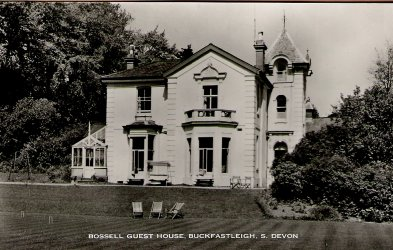 Bossell Guest House postcard in 1950s.  Scan0003.jpg