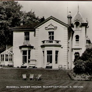 Bossell Guest House postcard in later 1950s.  Scan0003 JPEG.jpg