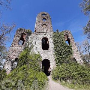 17th Century Ruins West Sussex