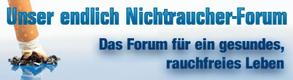 Unser endlich Nichtraucher-Forum