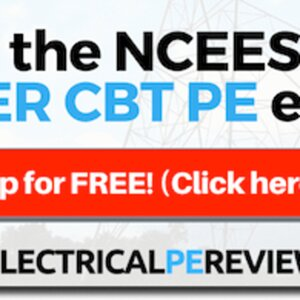 Electrical PE Review