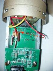 Beringer B2 Pro - loose wire .jpeg