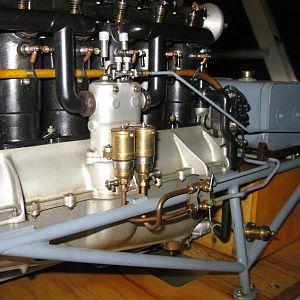 1/5th scale Mercedes D.III