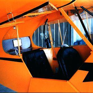 N3544N cockpit