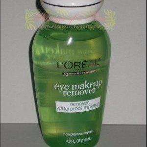 Help, need a good makeup remover for waterproof makeup!