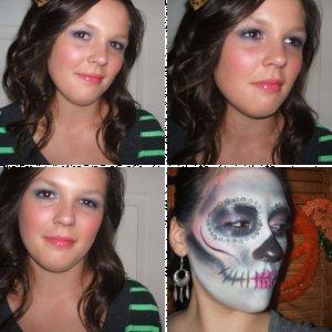Glam Skull!!