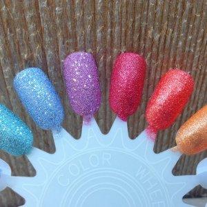 More Zoya PixieDust  Colors!