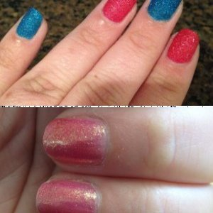 Nail Polish you're wearing right now?