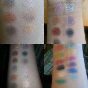 Eyeshadow Mania! - An eyeshadow show n' tell