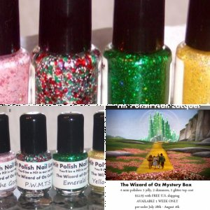 Hit Polish - Wizard of Oz Mystery Box