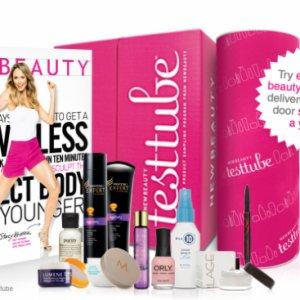New Beauty Testtube July/August 2013