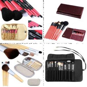 Top 6 Travel size makeup brushes set