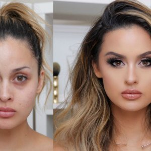Full GLAM Makeup ((Amazing))