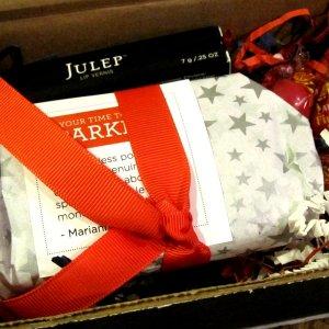 July Julep ~My favorite month so far!