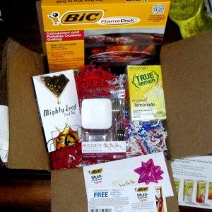 Summer 2012 BBQ Cravebox