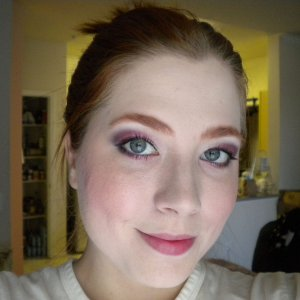A brighter look (pinks)