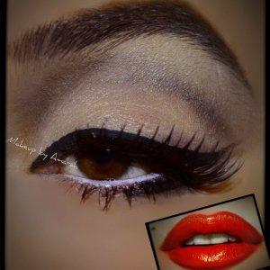 Marilyn Monroe inspired look!
