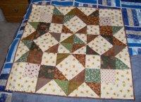 2020 - scrappy fall table topper - Moda Love pattern.jpg