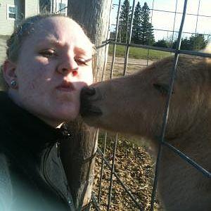 Josie Kissing
