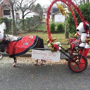 oreo's christmas parade2