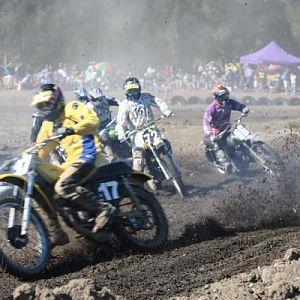 Doc. Australian Classic MX Titles  Coffs Harbour 2007 - 1974 TM125 Suzuki