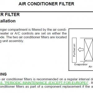D40 Air Filter Replacement Part 1