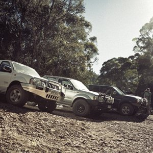Wombat State Forest Trip 15-4-12