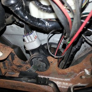 YD25 accel pedal  D22
