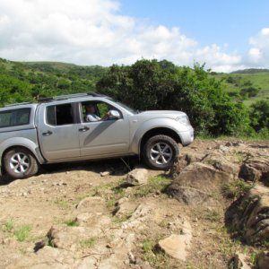 Transkei Obstacle