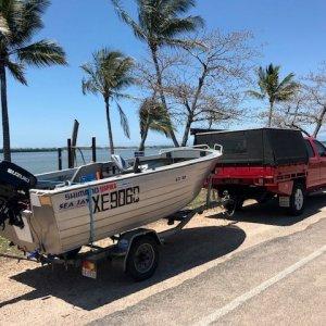 fishing Taylors Beach