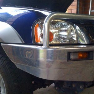 After Bullbar lift Side on