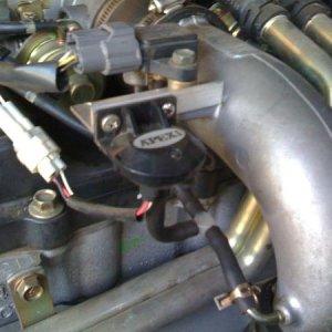 Apexi El2 electronic boost gauge