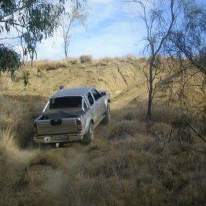 climbing erosion