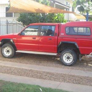 1993 Bravo