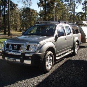 2010 navara D40 ST