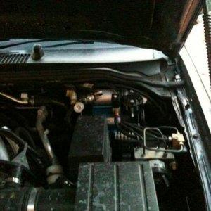 ARB High flow compressor