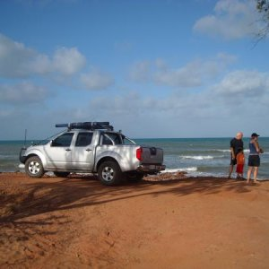 at the top of australia when we got to gove NT, the best scenery and fishing