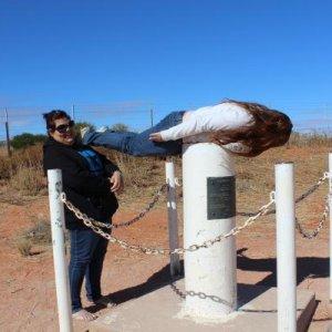 Planking the corner post