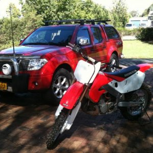 My 2 offroaders
