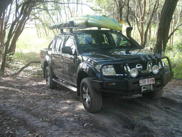 McKenzie Jetty Fraser Island