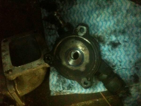TD27T Vacuum Pump