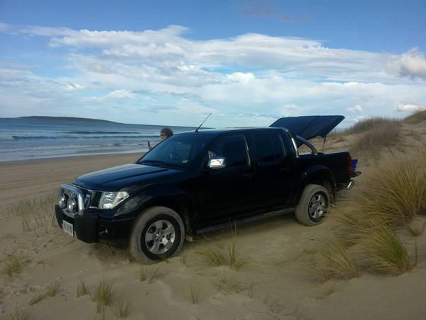 Beach St Helens Tasmania