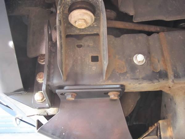 Schrockworks front bumper