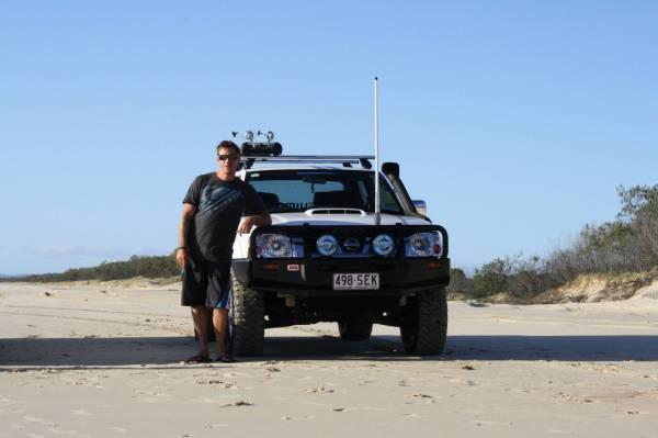 Fraser Island 2012