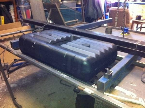 tray build