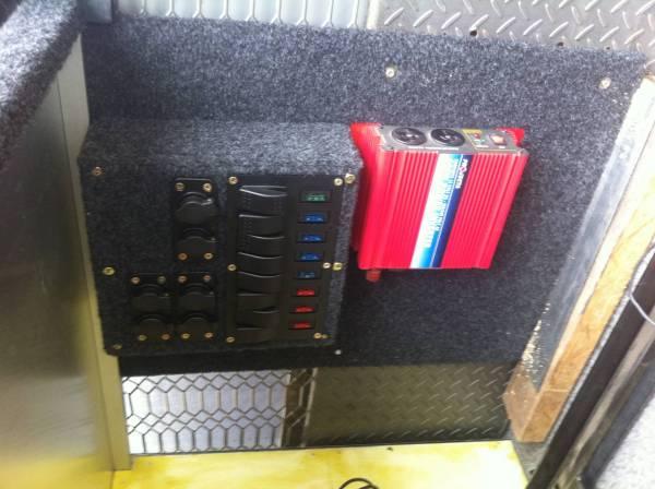 tray rebuild