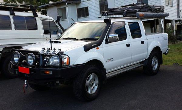 Nissan 2010 Navara D22 Navara 2 5 Ltr 5 Speed The