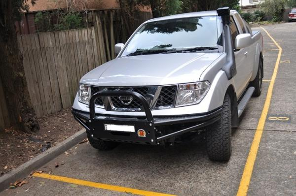 2010 Nissan Navara D40 St X King Cab The Navara Forum