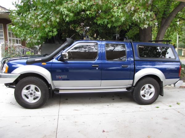 2004 Nissan Navara D22 Str 3l Td The Forum