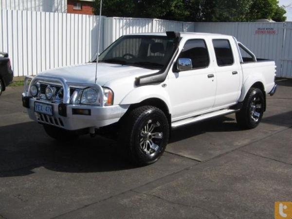 2003 nissan navara d22 the navara forum. Black Bedroom Furniture Sets. Home Design Ideas